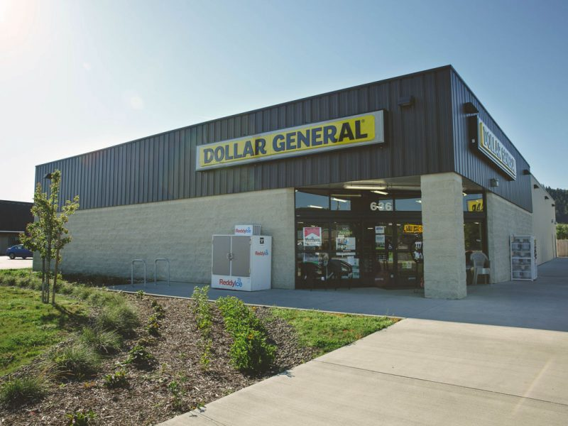 DOLLAR GENERAL STORE, SUTHERLIN, OREGON
