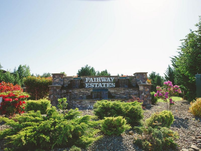 FAIRWAY ESTATES, SUTHERLIN, OREGON