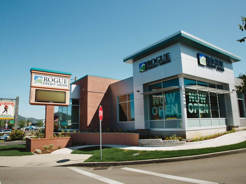 ROGUE VALLEY CREDIT UNION ROSEBURG, OREGON