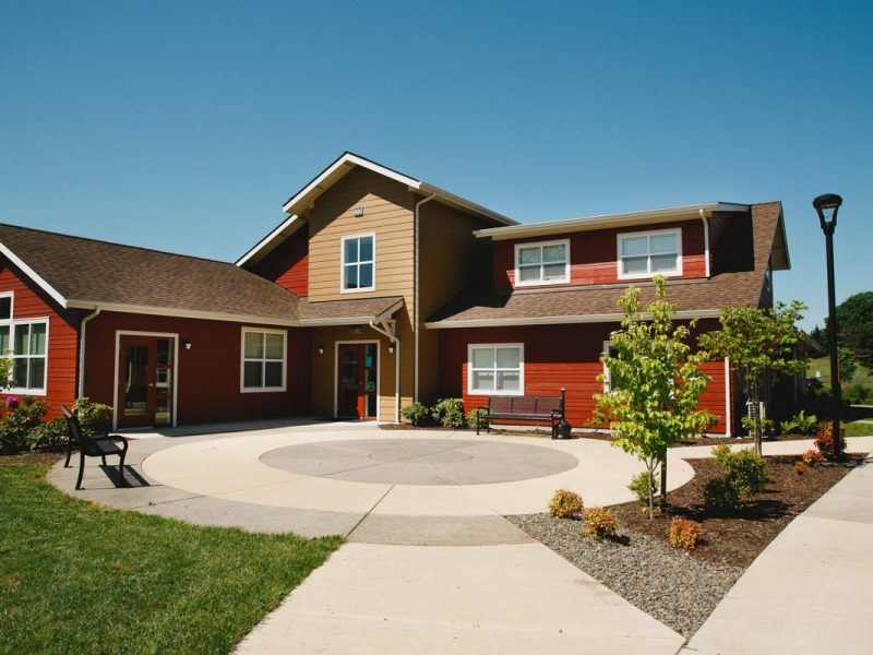 EAGLE LANDING, A VETERAN HOUSING COMMUNITY IN ROSEBURG, OREGON